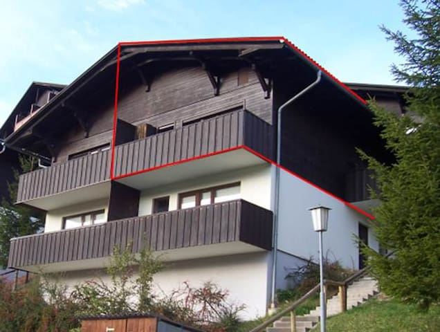 Familyappartment for up to 7 people near Salzburg - Mühlbach am Hochkönig - Leilighet
