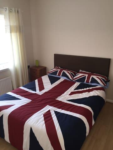 Spacious double room in quiet area - Blaydon-On-Tyne - Huis