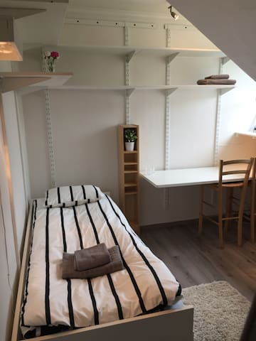 Cosy place at Landås, close to city and Ulriken - Bergen - Loft