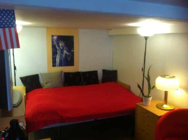 Very Nice appartment in the center of Aalborg - Aalborg - Appartement