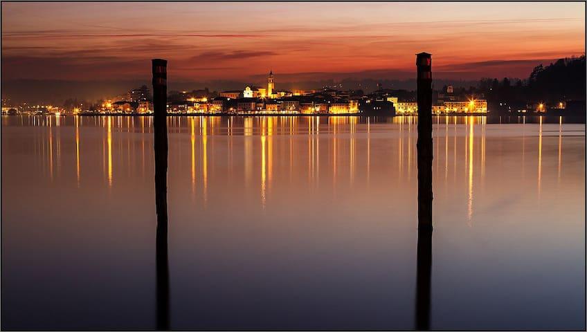 Luce e colore sul Lago Maggiore - Arona - Daire
