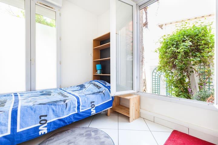 Chambre meublée en colocation - Fontenay-sous-Bois - Rivitalo