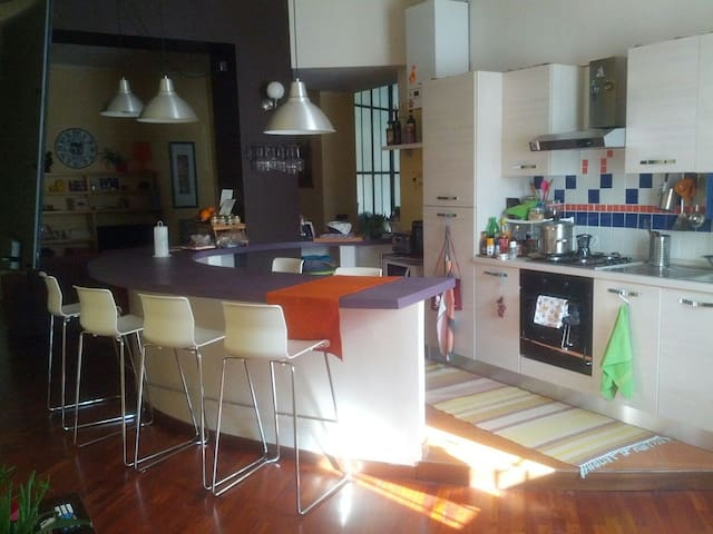 Private room in cozy and modern apartment - Alessandria - Apartament