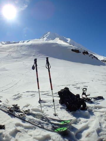 GUDAURI CLUB 2100 ski-in-out Studio - Gudauri - Byt