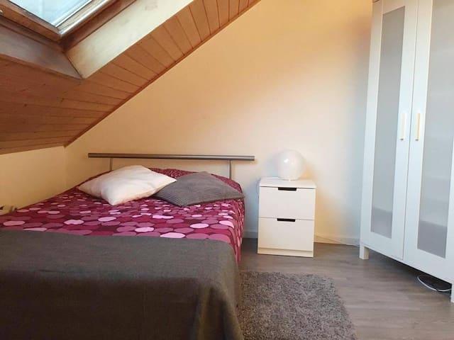 Sympathique chambre au centre ville de Morges - Morges - 一軒家