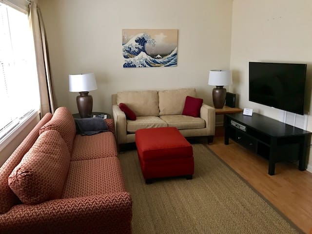 1BR Apartment in Downtown Durham w/ Pool - Durham - Daire