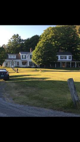 Vermont Getaway - Randolph - Lägenhet