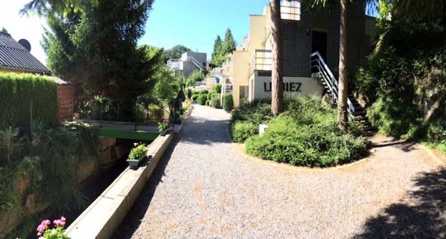 Studio de vacances à Han-sur-Lesse - Rochefort - Lägenhet