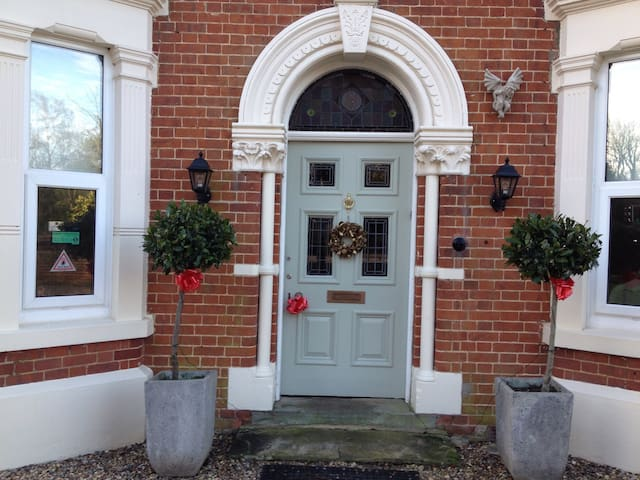 Elegant B&B in Wroxham with parking - Wroxham