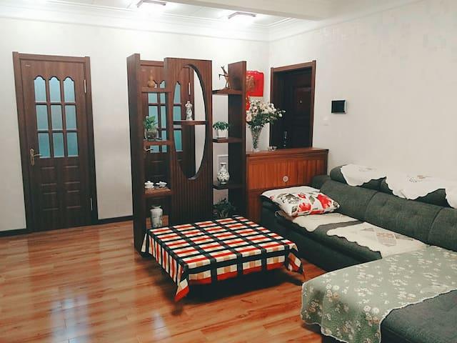 高层公寓一室一厅 干净温馨&FREE WIFI - Dalian - Квартира