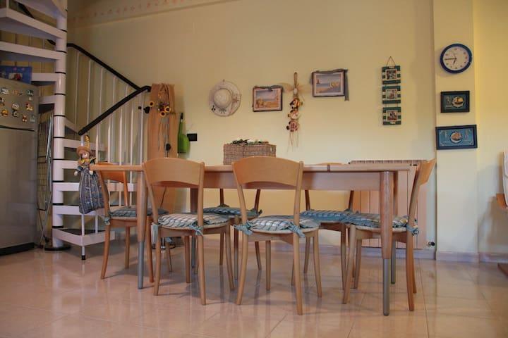 Gargano,Magnificent Villa onThe Sea - Manfredonia - 別墅