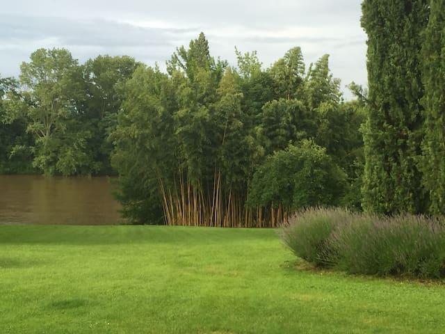 La Dordogne à vos pieds dans un écrin de verdure - Saint-Avit-Saint-Nazaire - Casa