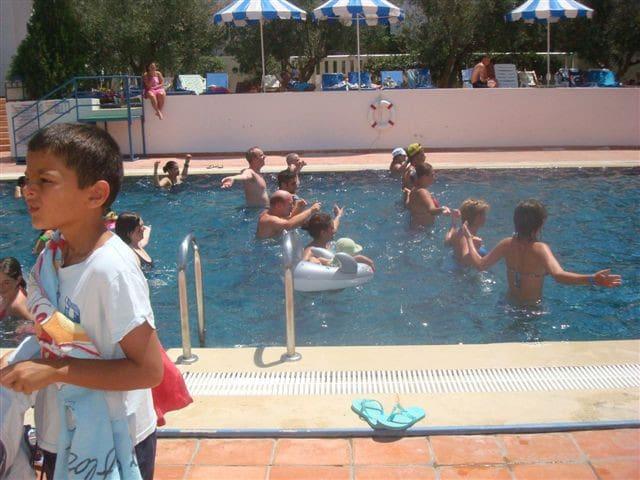 Apt Hammamet avec piscine à 200m de la plage - Hammamet Sud - Leilighet
