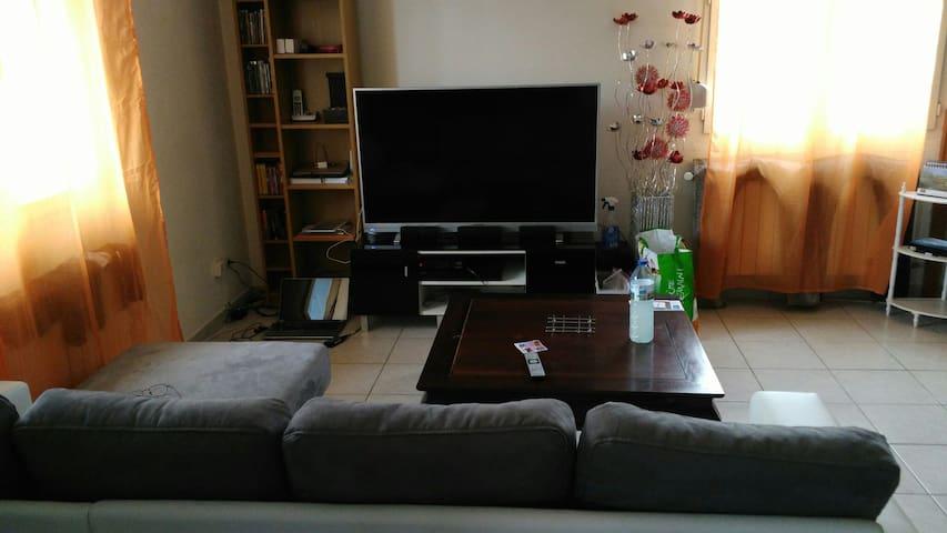 Appartement au calme - Etuz - Lakás