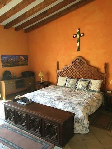 Casa de la Abuela- II - Pátzcuaro - Huis
