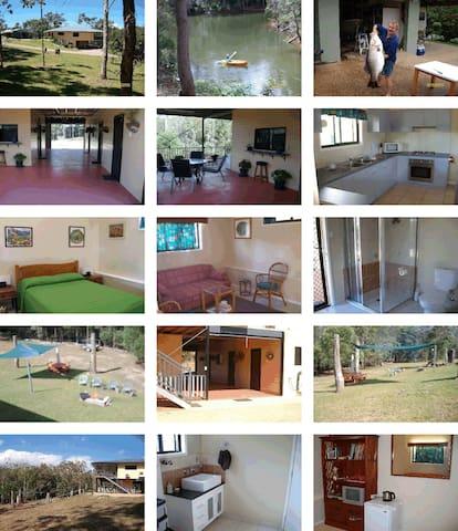 Tinnie Roo Waters - private couple's retreat. - Tinaroo - Casa