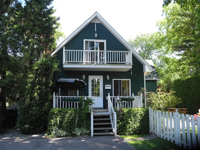 petit cottage paisible - Rosemère - Cabaña