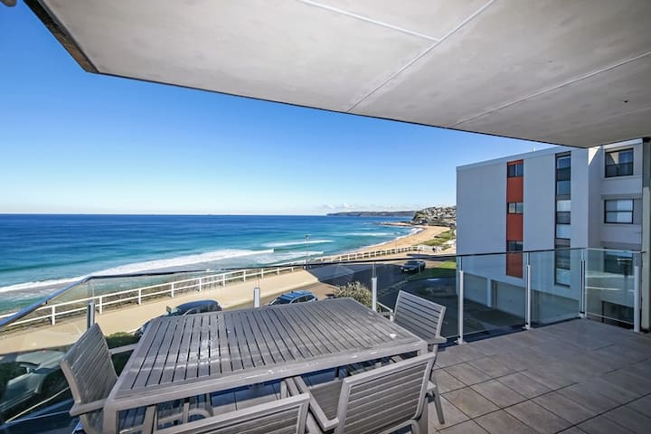 Beach Views At Merewether - Merewether - Apartamento
