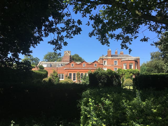 Wing of Historic Listed Country House - Norfolk - Haus