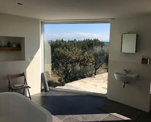 Big Family House with beautiful Mountain Views.... - Carregal do Sal - Huis