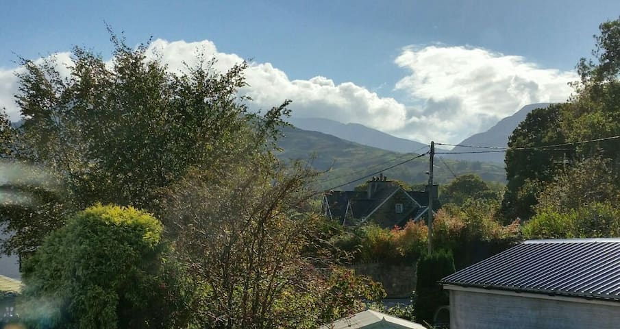 Cosy quarryman's cottage in the heart of Snowdonia - Llanberis - Dom