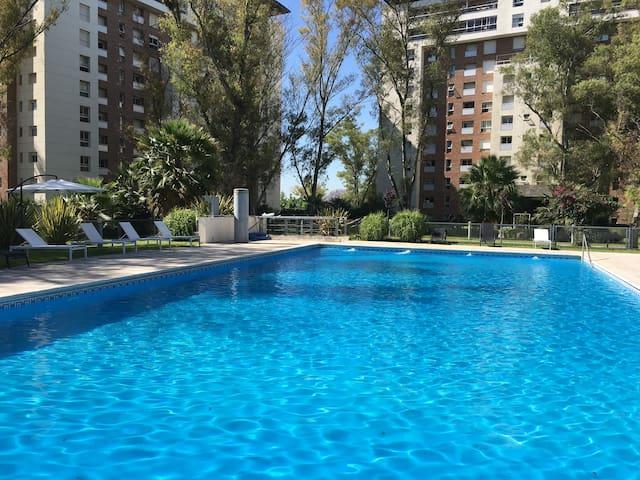 Beautiful Apart. with Pool & Garden - Córdoba