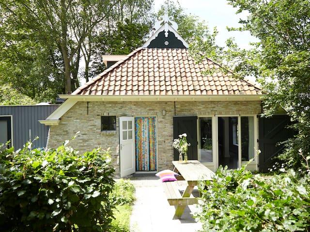 Family house Lauwersmeer Wadden Sea - Kollumerpomp