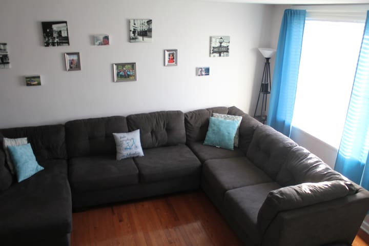Cozy 3 BR family home near Downtown Philadelphia - Philadelphia - Huis