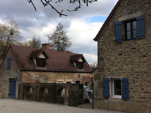 Le clos de Mercey - Saint-Prix-lès-Arnay - 獨棟