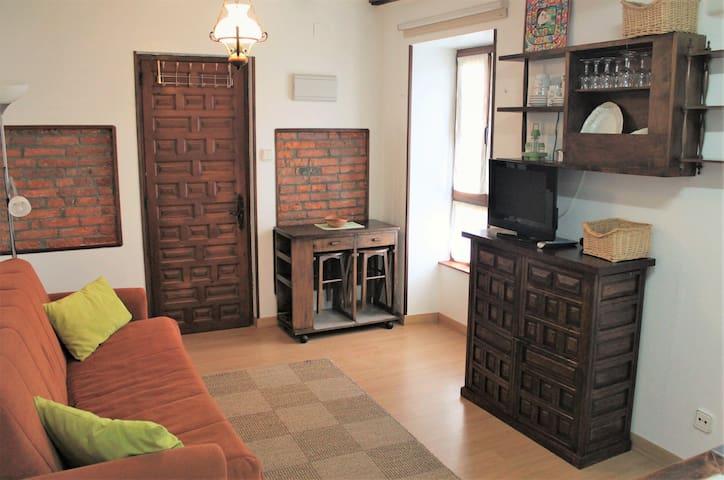 Rural apartment near the Cantabrian seashore - Cantabria - Lägenhet