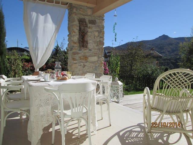 Vacanza in Casa Storica - Brentonico - Departamento