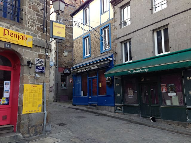 Appartement au centre historique de Saint-Brieuc - Saint-Brieuc - Appartement