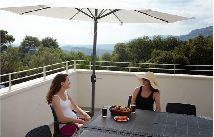 suite with Sea View-keshet eilon - Eilon - Lägenhet