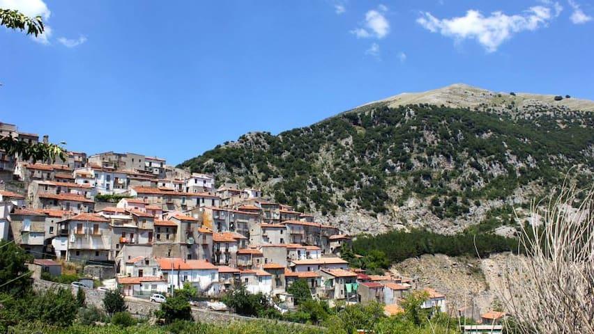 Casa dei due parchi - Castelsaraceno - Appartement