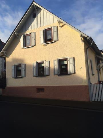 Idyllisches Ferienhaus - Neu-Anspach - Huis