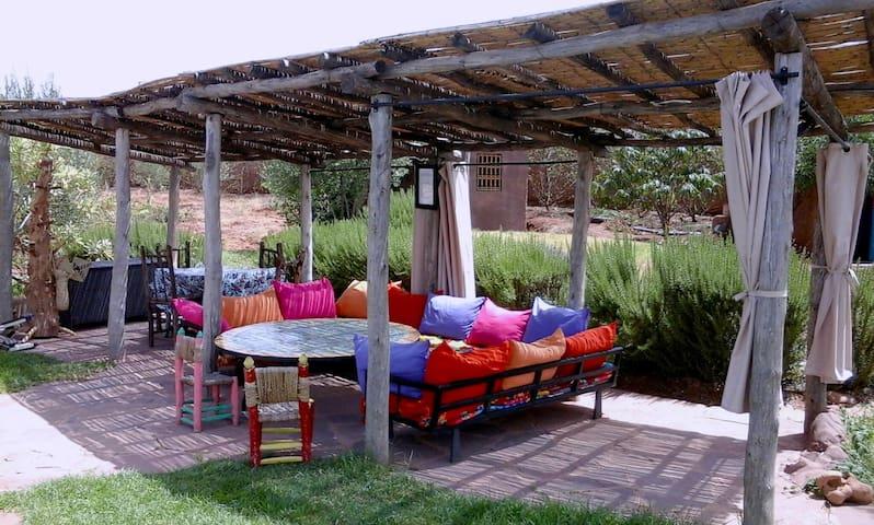 LISE 32€ par nuit par personne - Marrakech - Casa de férias