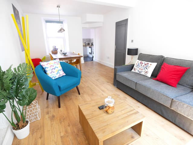 Newly renovated & Family-Friendly - Kendal - Huis
