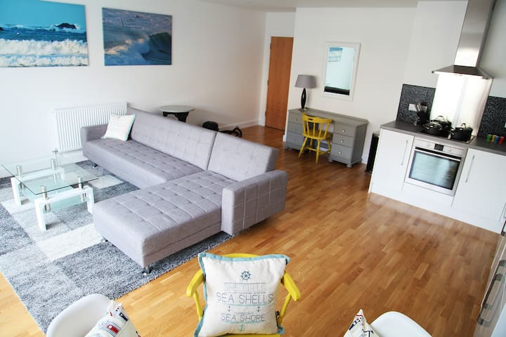 Seaquest 1, Your perfect holiday apartment - Newquay - Departamento