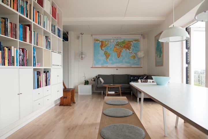 Room close to city, metro & beach - Copenhague - Departamento