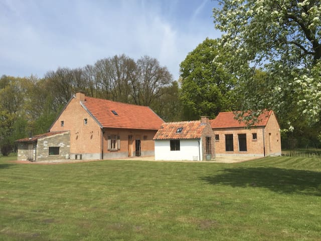 Authentical farm in the middle of nature - Diest