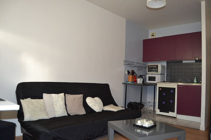 Cosy flat in city centre - Valenciennes - Wohnung