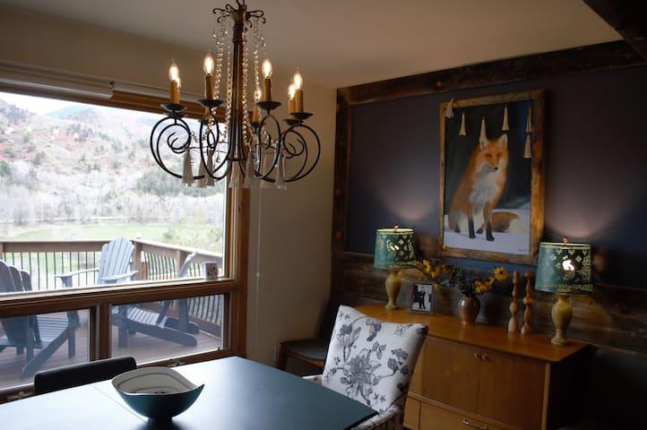 Canyon Creek House - Гленвуд Спрингс - Дом