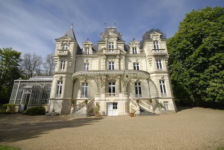 Gîte au Château Bouvet Ladubay - Saumur - Lägenhet
