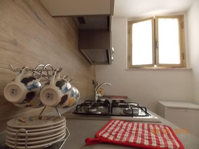 Mini appartamento accogliente  - Latronico - Appartement
