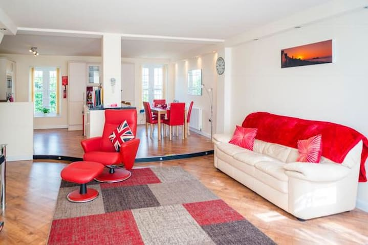 Beautiful holiday flat 4 Star Gold - Cromer - Daire