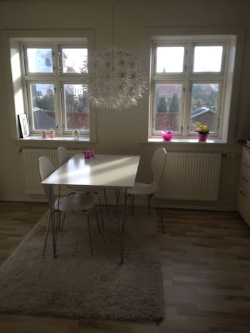 30 km from the airport and Legoland - Holsted - Lägenhet