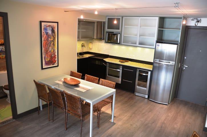 Functional & Sofisticated Studio Apartment - Rio de Janeiro - Lägenhet