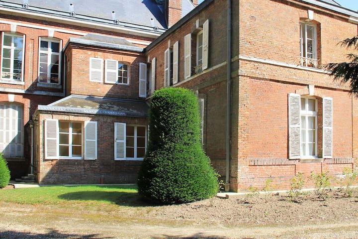 appartement prive au Chateau du Landin - Le Landin - Lägenhet