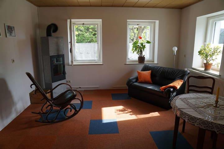 Ferienwohnung lebensRaum - Pretzschendorf - Appartement