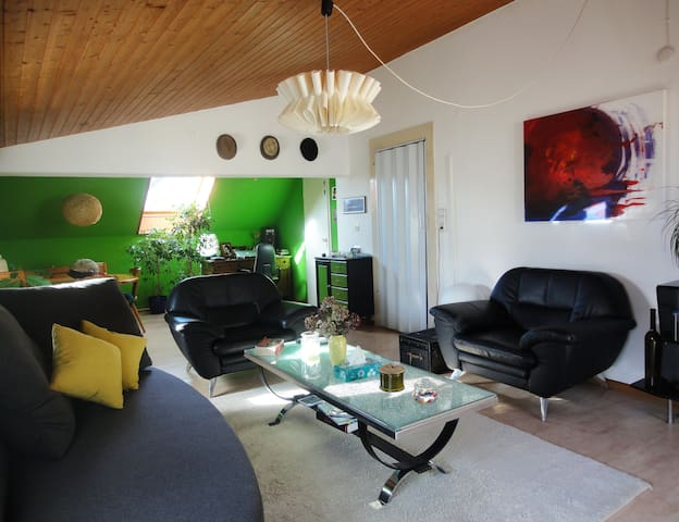 Cozy small house close to Basel and France - Efringen-Kirchen - Дом